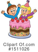 Birthday Clipart #1511026 by visekart
