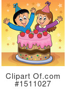 Birthday Clipart #1511027 by visekart