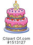Birthday Clipart #1513127 by visekart