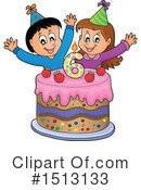 Birthday Clipart #1513133 by visekart