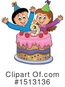 Birthday Clipart #1513136 by visekart