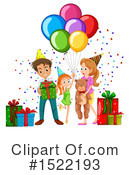 Birthday Clipart #1522193 by Graphics RF