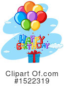 Birthday Clipart #1522319 by Graphics RF