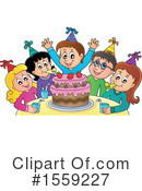 Birthday Clipart #1559227 by visekart