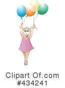 Birthday Clipart #434241 by MilsiArt