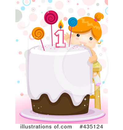 Birthday Candle Clipart #435124 by BNP Design Studio