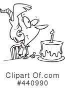 Birthday Clipart #440990 by toonaday