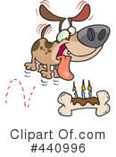 Birthday Clipart #440996 by toonaday