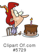 Birthday Clipart #5729 by toonaday