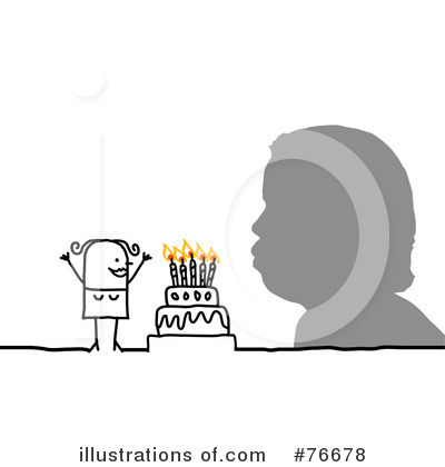 Birthday Candle Clipart #76678 by NL shop