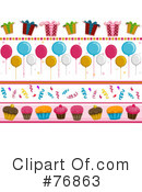 Birthday Clipart #76863 by BNP Design Studio