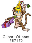 Royalty-Free (RF) Birthday Clipart Illustration #87170