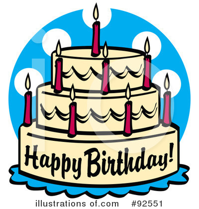 Happy Birthday Clipart #92551 by Andy Nortnik