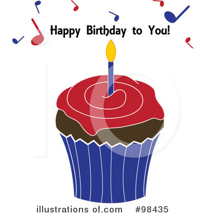 Birthday Clipart #98435 by Pams Clipart