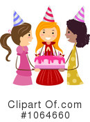 Birthday Party Clipart #1064660 by BNP Design Studio