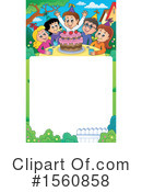 Birthday Party Clipart #1560858 by visekart