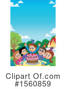 Birthday Party Clipart #1560859 by visekart