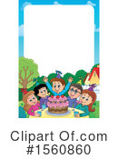 Birthday Party Clipart #1560860 by visekart
