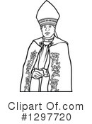 Bishop Clipart #1297720