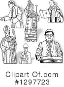 Bishop Clipart #1297723