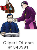 Bishop Clipart #1340991