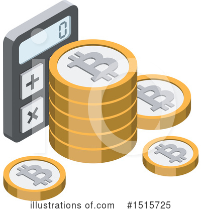 Bitcoin Clipart #1515725 by beboy
