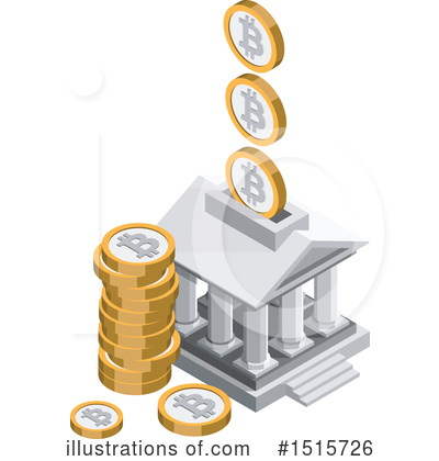 Bitcoin Clipart #1515726 by beboy