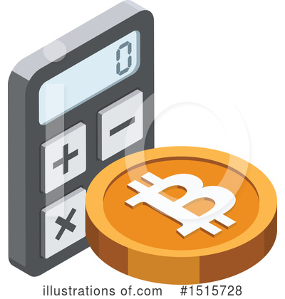 Bitcoin Clipart #1515728 by beboy