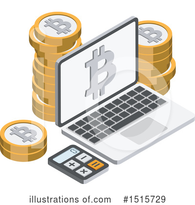 Bitcoin Clipart #1515729 by beboy