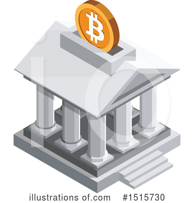 Bitcoin Clipart #1515730 by beboy