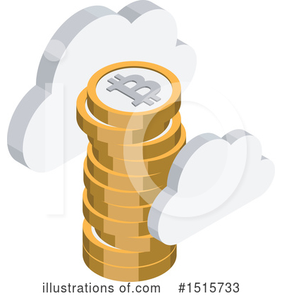 Bitcoin Clipart #1515733 by beboy