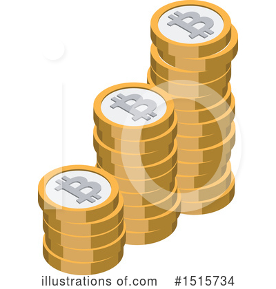 Bitcoin Clipart #1515734 by beboy