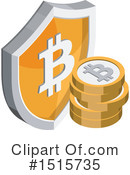 Bitcoin Clipart #1515735 by beboy