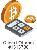Bitcoin Clipart #1515736 by beboy