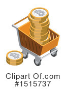Bitcoin Clipart #1515737 by beboy