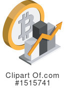 Bitcoin Clipart #1515741 by beboy