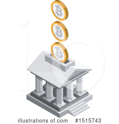 Bitcoin Clipart #1515743 by beboy
