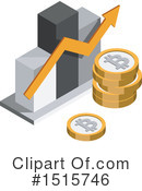 Bitcoin Clipart #1515746 by beboy