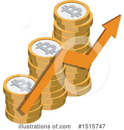 Bitcoin Clipart #1515747 by beboy