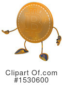 Bitcoin Clipart #1530600 by Julos
