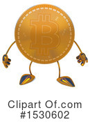 Bitcoin Clipart #1530602 by Julos