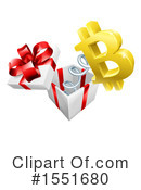 Bitcoin Clipart #1551680 by AtStockIllustration