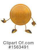 Bitcoin Clipart #1563491 by Julos