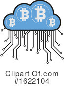 Bitcoin Clipart #1622104 by Vector Tradition SM