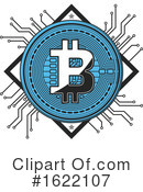 Bitcoin Clipart #1622107 by Vector Tradition SM
