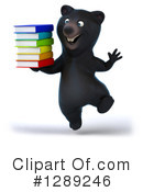 Black Bear Clipart #1289246 by Julos