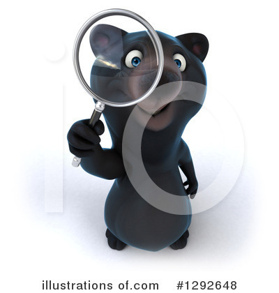 Black Bear Clipart #1292648 by Julos