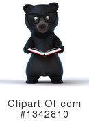 Black Bear Clipart #1342810 by Julos