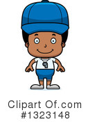 Black Boy Clipart #1323148 by Cory Thoman