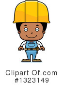 Black Boy Clipart #1323149 by Cory Thoman